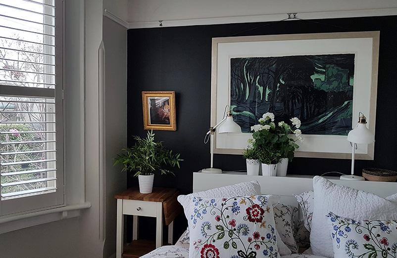 Home art rentals