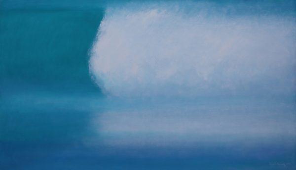 16. Morning Surf  - 107 x 183 cm