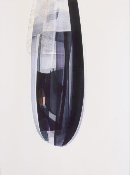 6 Untitled White 112x82cm 2005_ $4900