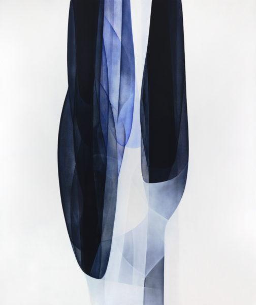 Bound 2015 acrylic on canvas 190x160cm