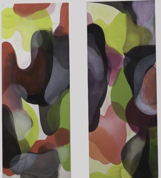 Colour Dance 50cm x 130