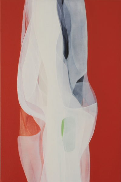 'From The Imminence Series' 2009 acrylic on canvas 60x40cm