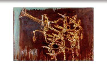 GJones_ShineALight_101 x 152cm_ $4300