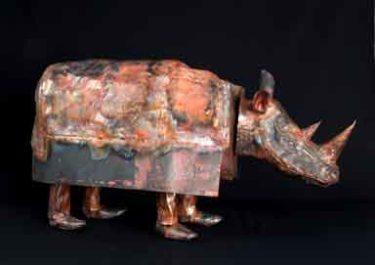 Geoff Ricardo 40cm copper $8000