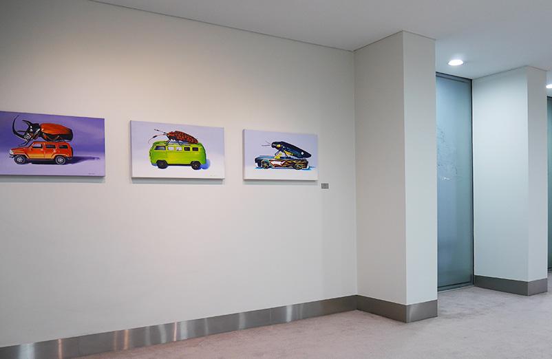 Information-Technology art rentals