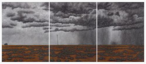 Kapi Pulka X (Triptych)