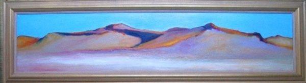 Mountain Range, East Kimberley I