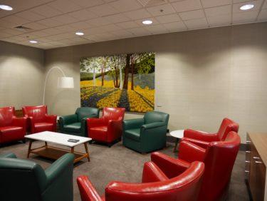Corporate Art Rentals Installation 3