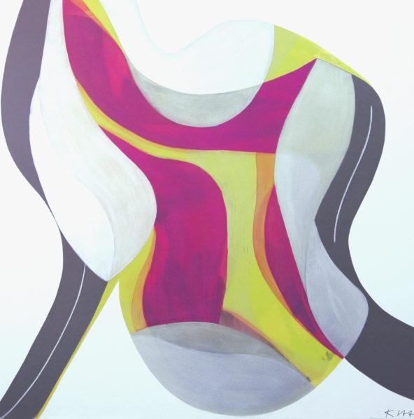 Sensual Move          170x170 cm