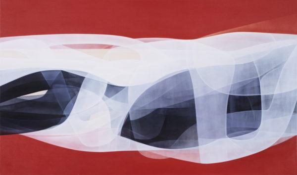 'Untitled' 2012 100x170cm acrylic on canvas