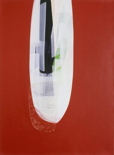 rented NEXIA Ekholm 4 Untitled Red 112x82cm 2005
