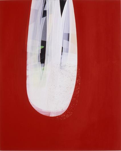 watermark 12 From The White Heat Series 152x122cm 2005